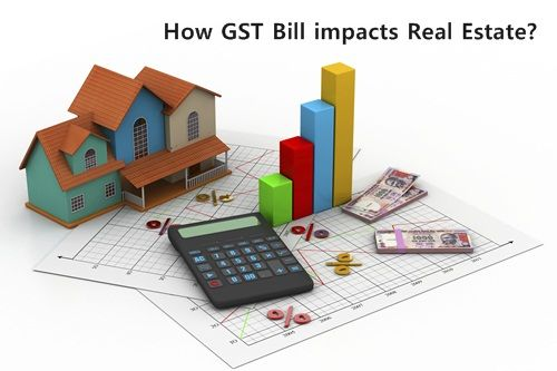 The Impact of GST on Real Estate Sector - GST Impact on Property Prices