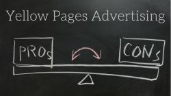 Pros (Advantages) & Cons (Disadvantages) of Online Yellow Pages Advertising
